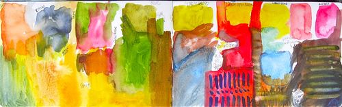 Watercolor Sampler