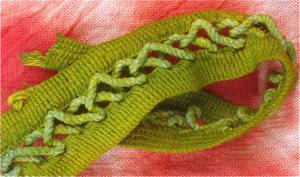 BlueRedYellow Green piece