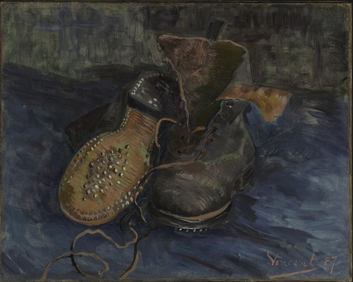 Van Gogh Shoes