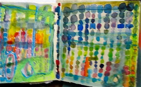 Art Journal 2_Watercolor_Susan Cohen