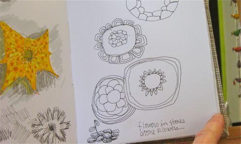 Rock Flowers Diana Trout