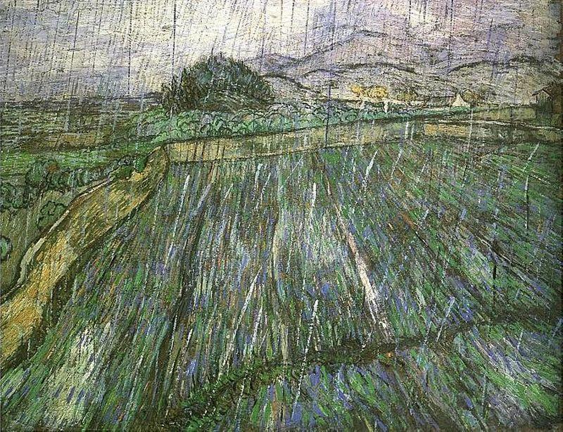 Van Gogh Rain