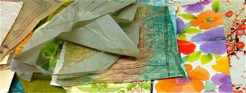 Paper Pile