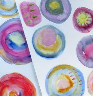 Watercolor Palette, 1, DianaTrout
