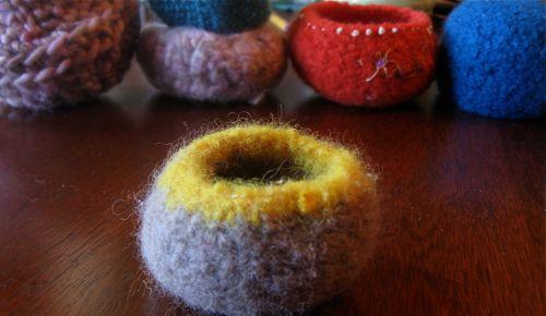 Crochet Vessels More, Diana Trout