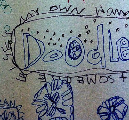 Doodle 2 Diana Trout