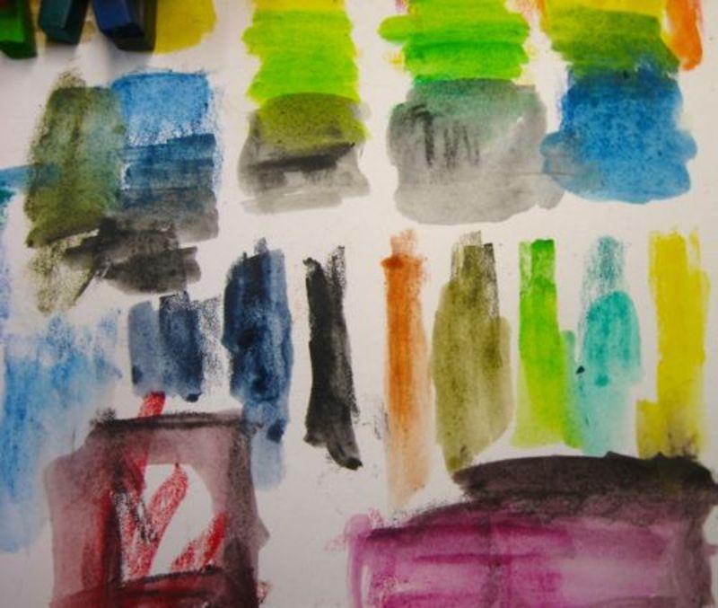 Inktense Palette, Diana Trout