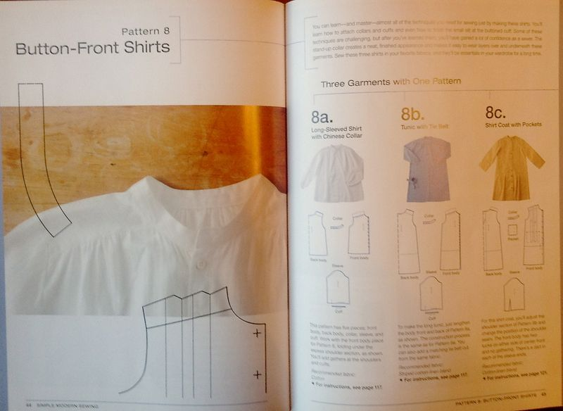 Book Review Simple Modern Sewing