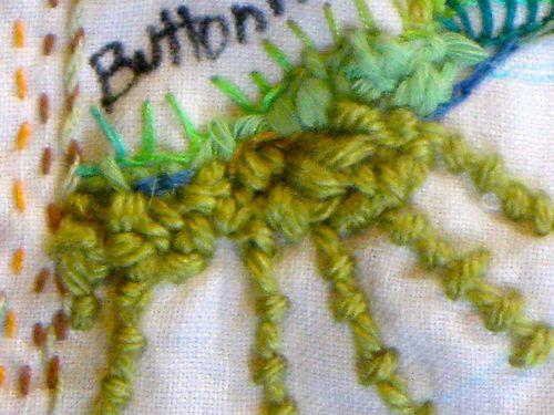 Stitch Sampler, Diana Trout