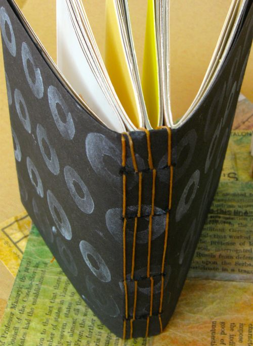 Buttonhole Book, Diana Trout