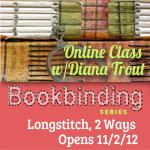 Longstitch, 2 Ways opens 11/2/12