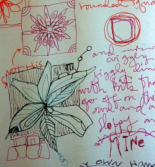 Doodle 1 Diana Trout