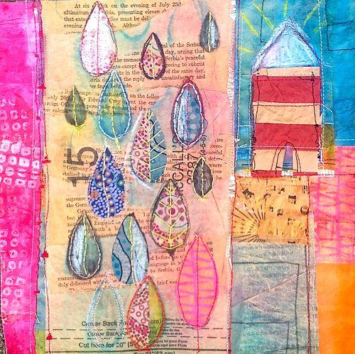 Rain, Diana Trout, 2013