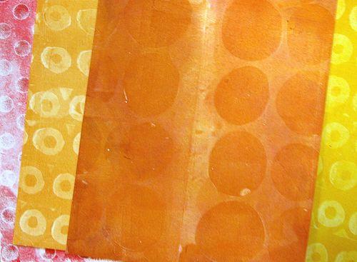 Gelatin Prints, Diana Trout