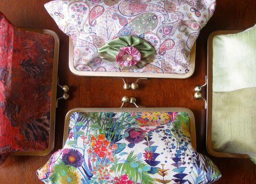 Clutch Bags, Diana Trout
