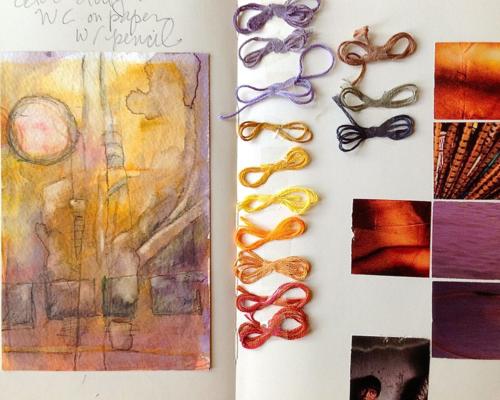 Diana Trout, Color Studies