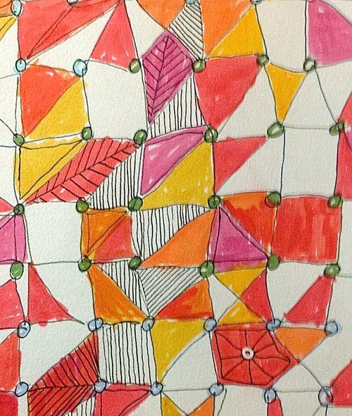 Pattern, Diana Trout