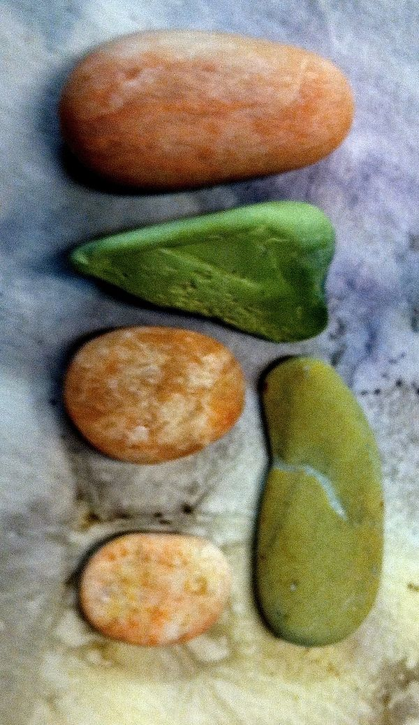 Composed Stones, Diana Trout