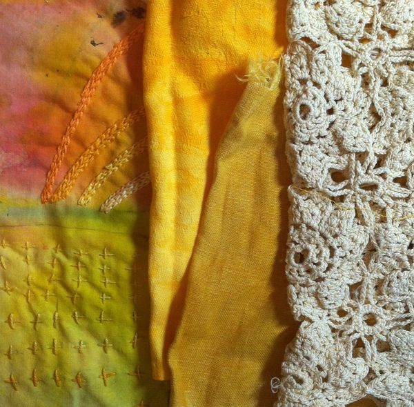 Yellow 1, Diana Trout