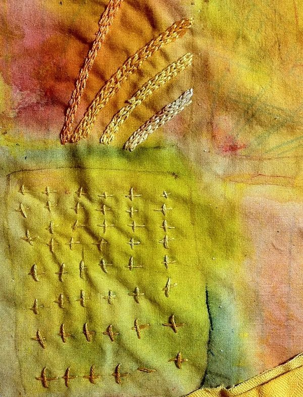 Yellow 2, Diana Trout