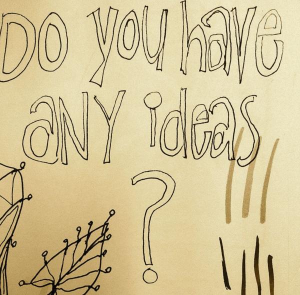 Ideas? Diana Trout