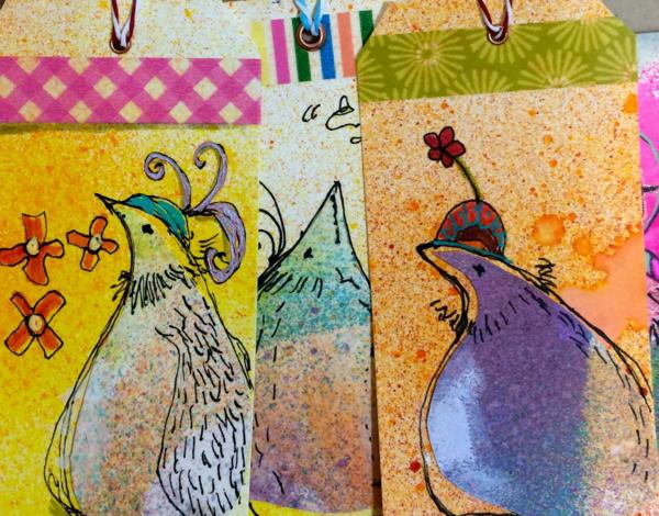 Paisley Birds, Diana Trout
