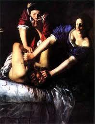 Judith Strikes Again Artemisia
