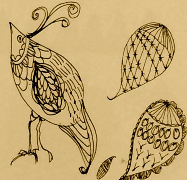 Paisley, Paisley Bird, Diana Trout