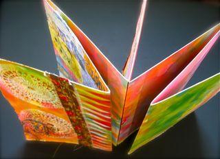 Maze Book, Open