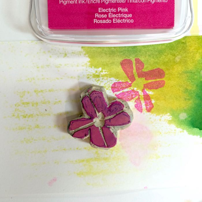 Clover stamps just one