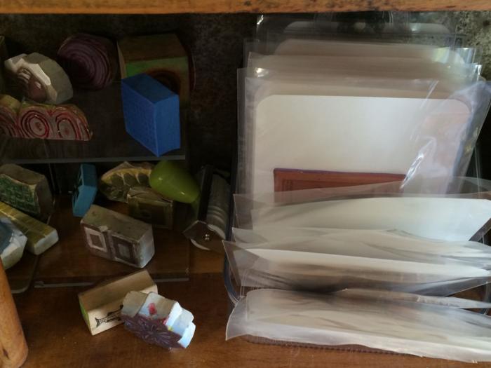 Current Stamp Storage