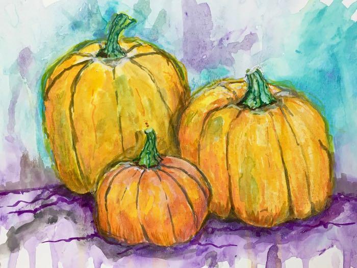 Pumpkins DTrout
