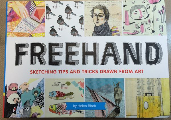 Book Review Freehand Sketching Tips And Tricks