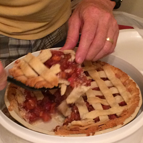 Chase's Cherry Pie