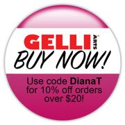 Gelli Arts® Buy Now Button - DianaT