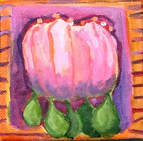 Petal.4x4.Canvas.$40